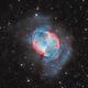 M27 - The Dumbbell Nebula,                                joelsfallon