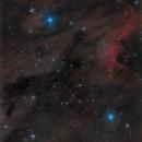 Nebulosa del Pelicano,                                Andrés Ruiz de Valdivia