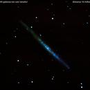 ngc 4244  galassia nei cani venatici       distanza 16 milioni A.L.,                                Carlo Colombo