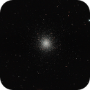 M13 from urban sky,                                paolobar