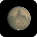 Mars - 21:55UT - 5 November 2020,                                Roberto Botero