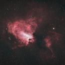 Omega Nebula (Optolong L-eNhance),                                Trevor Jones