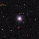 M 13 test,                                Moroccan Astrophotographers Team