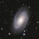 M81 - Bode's Galaxy,                                pmumbower
