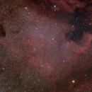 North America Nebula,                                Dean Fournier