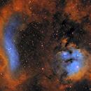 NGC7822 SIIHaOIII,                                Arno Rottal