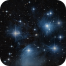 The Pleiades - M45,                                Max Gillet
