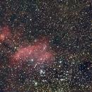 IC4628 Prawn Nebula,                                Ray Heinle