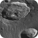 Rutherfurd, Clavius D close up 24.03.2021,                                Uwe Meiling
