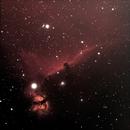 IC434 Horsehead Nebula,                                Rick Standish