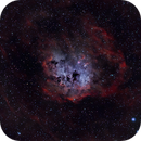 ic410 (Tadpoles Nebula),                                RPrevost