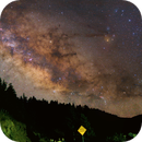 Milky Way widefield from Colorado on budget equipment,                                Connor Matherne