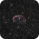 Crescent Nebula (NGC 6888),                                Alexandra Browne