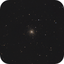 M75 Globular Cluster - 26 August 2019,                                Geof Lewis