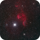 The Ghost of Cassiopeia, IC 63,                                Loran Hughes
