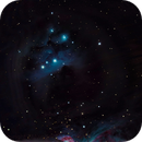 NGC 1977 The Running Man Nebula,                                Darien Perla