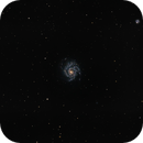 Feuerrad-Galaxie,                                wittinobi