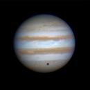 Jupiter and satellite shadow,                                Daniel.P