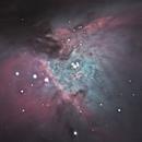 Core of Orion Nebula,                                thakursam