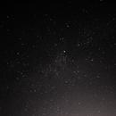 North American Nebula,                                WarpNine