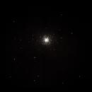 Messier 92 Globular Cluster,                                Lukasz