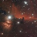 Horse Head and Flame Nebulae,                                John Hosen