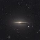 M 104 Sombrero Galaxy,                                Aurelio55