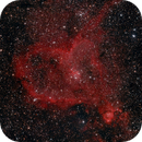 Heart nebula,                                Kacper Dreas