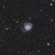 M101 - Ha-L-RGB,                                Jonas Illner