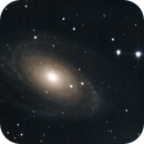 M81 with QHY5L IIc and SW150/750,                                Bach hamba Youssef