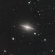 M104 - Sombrero Galaxy,                                Stephan