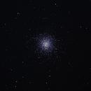 M13 Great Globular Cluster,                                Brett Creider