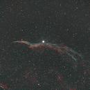 NGC 6960 - Witch's Broom,                                Mariusz Golebiewski