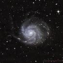 M101 A Closer Look,                                Edward Overstreet