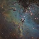 The Eagle Nebula - SH0,                                Teagan Grable