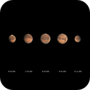 Mars approaching opposition 2020,                                Nils Langner