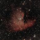 NGC 281 The Pacman nebula,                                Ian Papworth