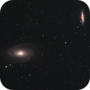 M81 - M82 in LRGB, FL=714mm,                                Uwe Deutermann