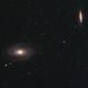 M81 - M82 in LRGB, FL=714mm,                                Uwe Deutermann