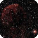 Jellyfish nebula in Gemini (IC443),                                Roberto Frassi