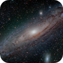 Andromeda Galaxy,                                Antonio.Spinoza