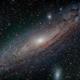 Andromeda Galaxy,                                Antonio.Spinoza