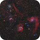 Nebulae and clusters of Auriga,                                Giorgio Ferrari