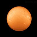 Sun Hydrogen-Alpha 0.5 A,                                Dan Drew