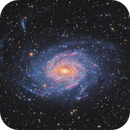 Spiral Galaxy NGC 6744,                                Connor Matherne