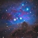 The Running Man Nebula (Sh2-279),                                Chris Parfett @astro_addiction