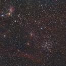 Messier 38,                                Ryan Betts
