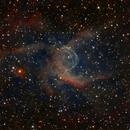 NGC 2359 THOR'S HELMET,                                Franco Floris