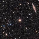 NGC 891 vs Abell 347,                                Juan Lozano