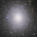 Omega Centauri (NGC 5139, Caldwell 80),                                Charles Pevsner